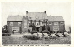 Grand Lodge J.O.O.F. Children's Home