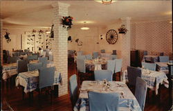 The Pines - Early American Dining Room