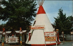 Chief Poolaw's Tepee