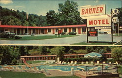 Banner Motel and Pool Area