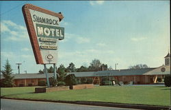 Shamrock Motel, Int. 85 at 18