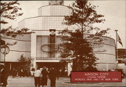 Maison Coty Charm Center World's Fair 1940