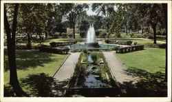 Kellogg Park and Fountain