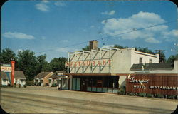 Terrace Motel and Restaurant