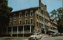 Middlebury Inn, Vermont's Finest Colonial Inn