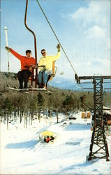 Spruce Peak Double Chair Lift