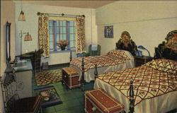 La Fonda Hotel - Guest Room