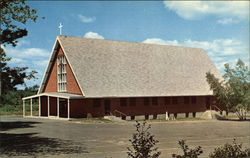 St. Helena Roman Catholic Church Postcard