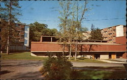 Prospect Hall Cafeteria, Plymouth State College