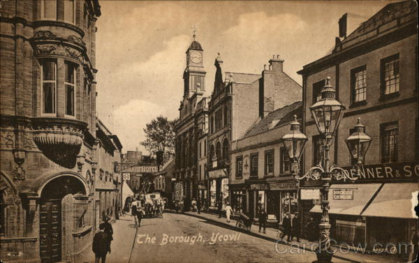 Street View, The Borough Yeovil England Somerset