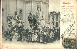 Messina Marta e Grifone