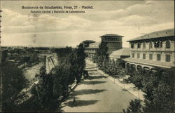 Residencia de Estudiantes, Pinar, 21