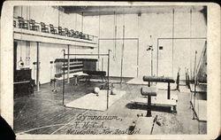 Gymnasium, YMCA