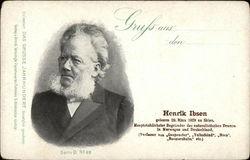 Gruss aus den Henrik Ibsen