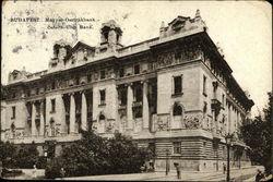 Budapest. Magyar-Osztrakbank Osterr-Ung Bank.