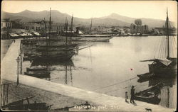 Aegina the Port