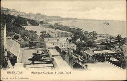 Alameda Gardens & Dock Yard