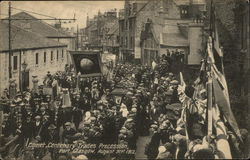 Comet Centenary Trades Procession, August 31st, 1912