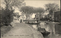 Boat Landing at Torcello