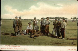 Group of Gauchos