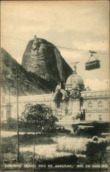 Sugarloaf Mountain and Aerial Railway