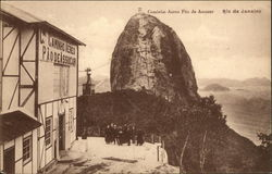 Sugarloaf Mountain and Aerial Railway Station