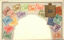 Stamps of Western Australia