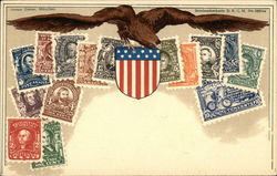 U.S.A. Stamps