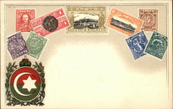 Stamps of Crete