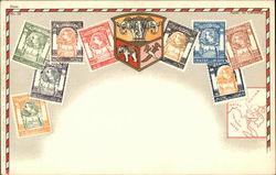 Siam Stamps - Thailand