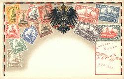 Stamps of Samoa