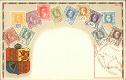Sri Lanka - Ceylon Stamps