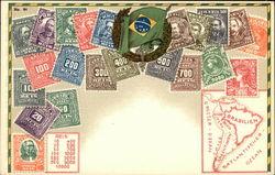 Brazilian Stamps