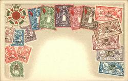 Stamps of Zanzibar