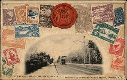 P. Papanui Road