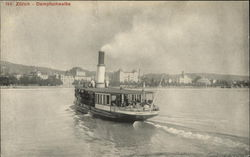 Lake Steamer