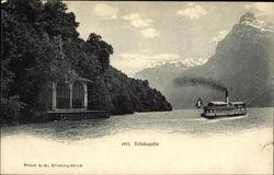 Tellskapelle, Lake Lucerne