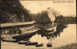 East End, Loch Katrine