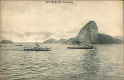 Entrada do Rio de Janeiro