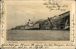 Boat Landing - Pier