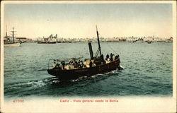 Vista General Desde la Bahia