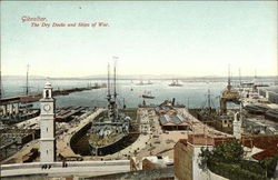 Dry Docks and Ships of War