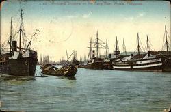 Interisland Shipping on the Pasig River