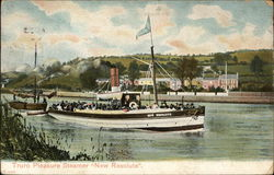 "Truro Pleasure Steamer ""New Resolute"""