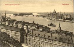 Orszaghaz - Parliament Building