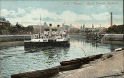 "S.S. ""Essex"", Orwell River"