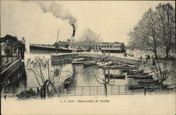 Boat Landing, Territet