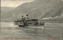 """Steamer """"Kaiserin Auguste Victoria"""""""