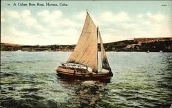 A Cuban Bum Boat
