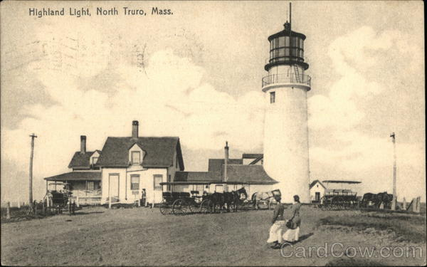Highland Light North Truro Massachusetts